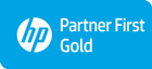 HP Gold-Partner  - Partnerlogo