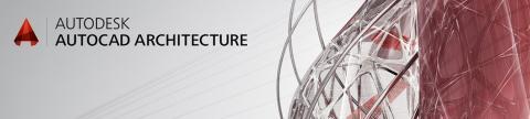 AutoCAD Architecture - Banner