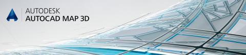 AutoCAD Map 3D -Banner