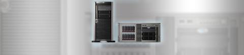HP Server - Banner