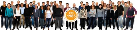 Widemann Systeme Team - Banner