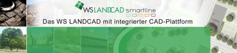 WS LANDCAD smartline - Banner
